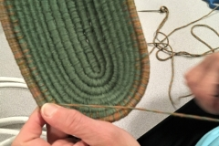 coiled-basketry