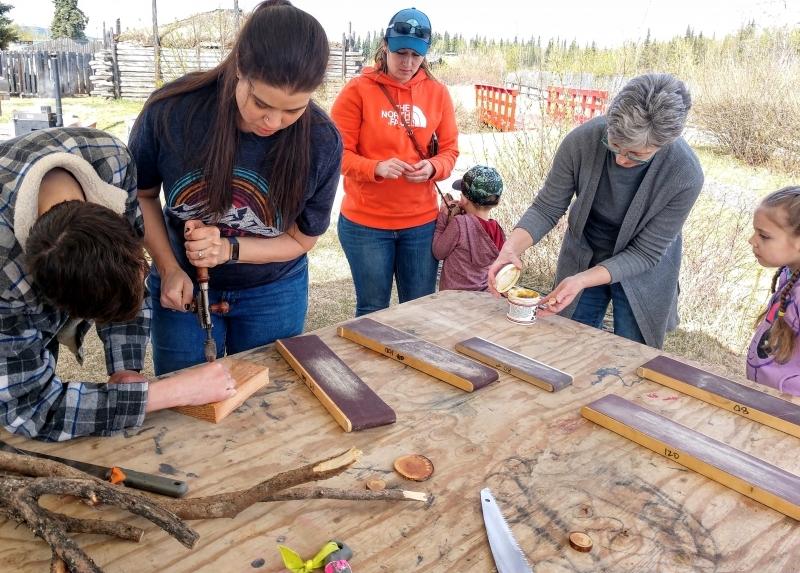 Wood-Fest-Activity