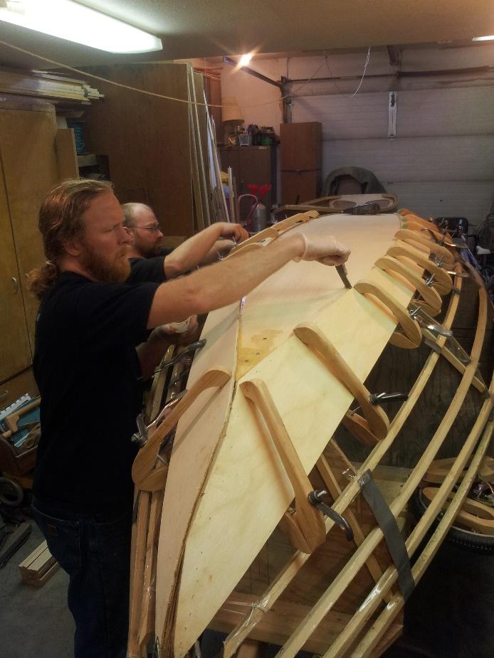 Boatwright Series - The Folk School Fairbanks