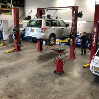 Metropolitan Garage 2