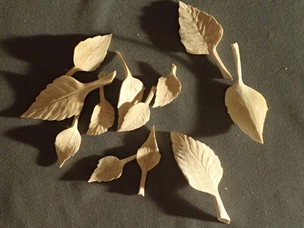 Leaf Whittling
