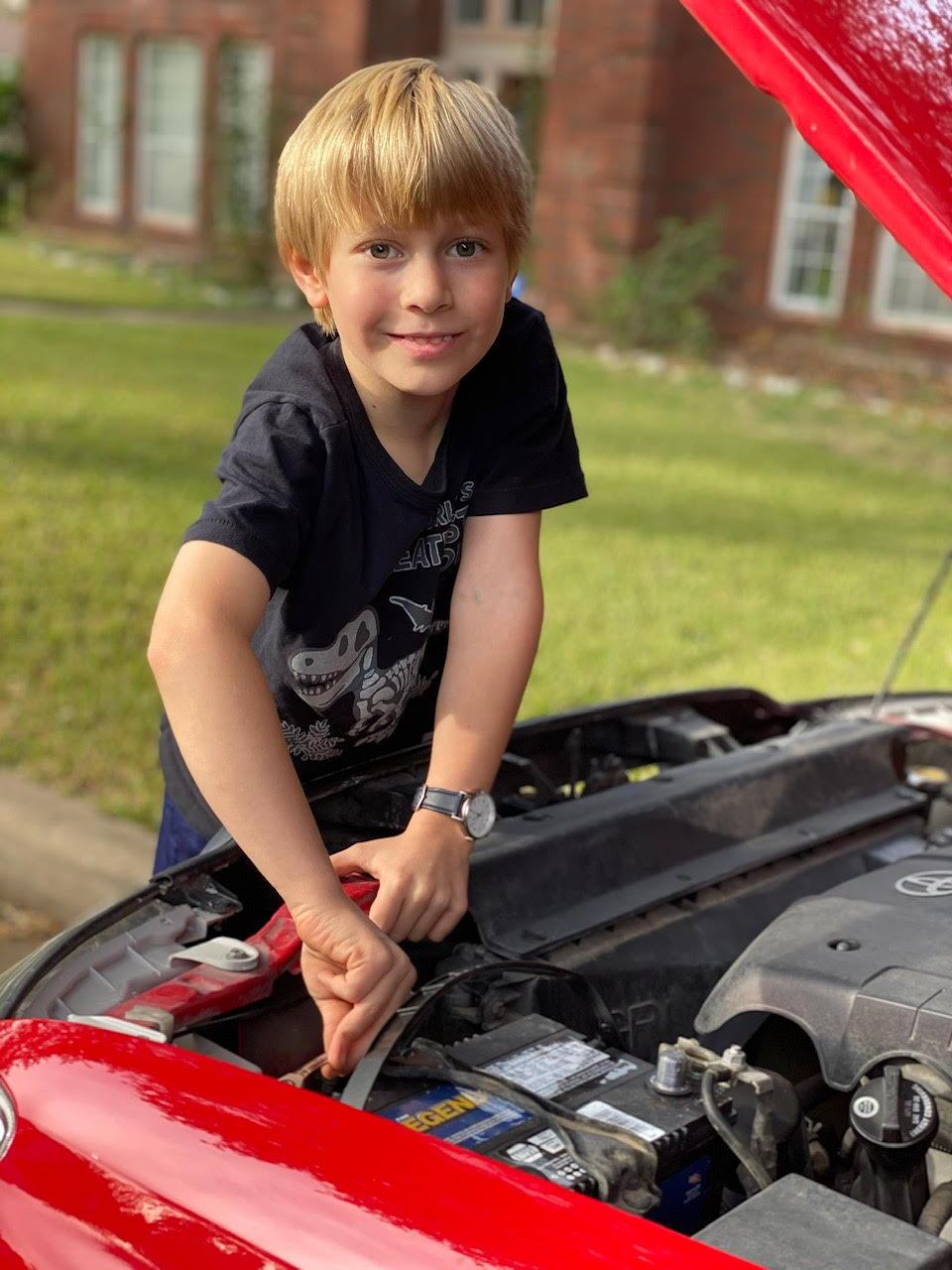 vehicle maintenance for families