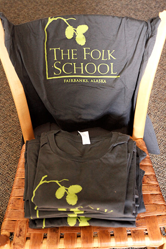 Folk School Tee Shirts