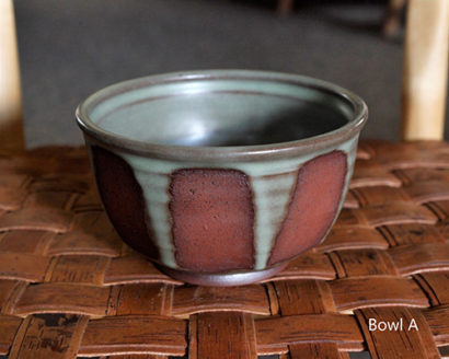 Toni Kaufman Ceramic Bowl A