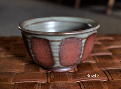 Toni Kaufman Ceramic Bowl E