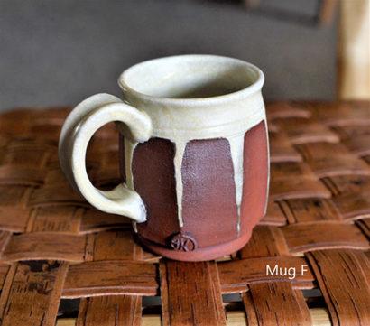 Toni Kaufman Ceramic Mug F