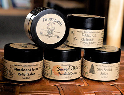 Twinflower Apothecary Salves and Balms