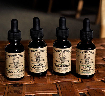 Twinflower Apothecary Tinctures