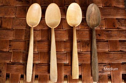 Wesley Hathaway Wooden Spoon Medium