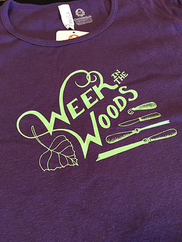 WITW Womens T shirt Front