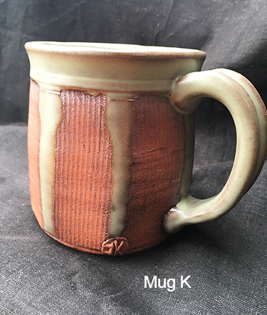 Toni Kaufman Mug K