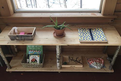 At-Home Montessori Environment