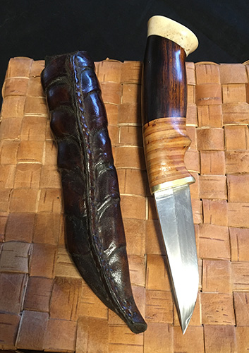 Fred DeCicco knife