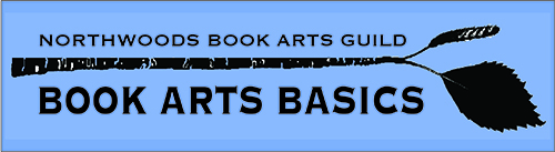 Book Arts Basics Logo