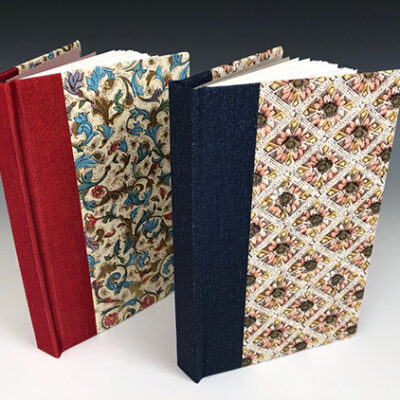 Cased-In Sewn Binding