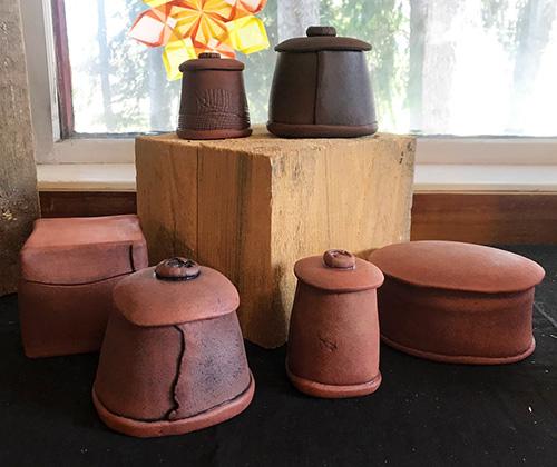 Ceramic Containers G-L