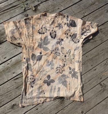 Eco Printed T-Shirts