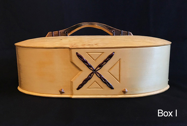 John Manthei Bentwood Box I