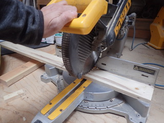 No Skills Needed Wooden Bench