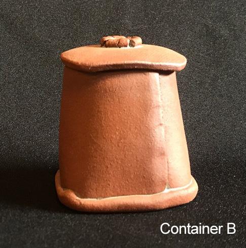 Toni Kaufman Container B