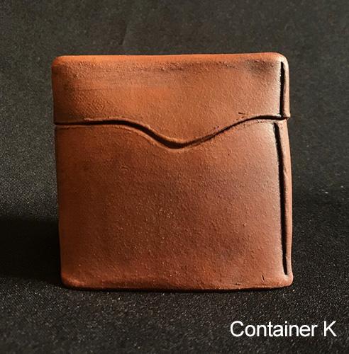 Toni Kaufman Container K