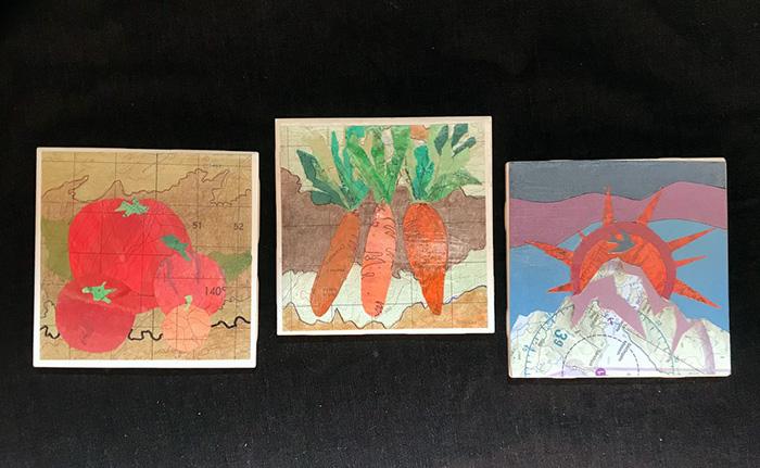 Tile Collage Kits