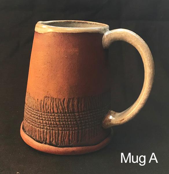 Toni Kaufman Hand Built Mug A