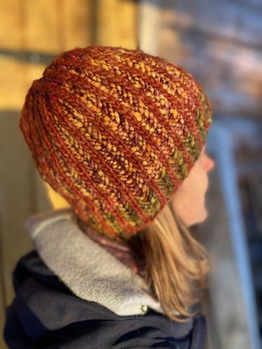 Knit the Kit - Brioche Hat